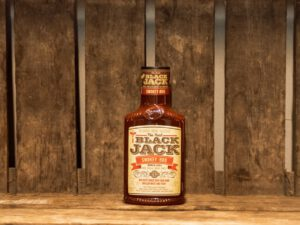 Remia Black Jack smokey bbq 250ml (p.p.)