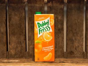 Dubbelfrisssinasappel& mandarijn 1.5L